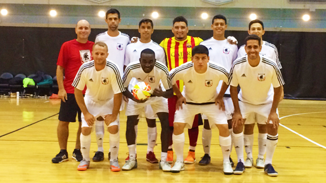 Adult Team 2015
