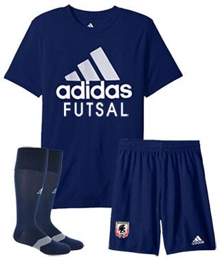 Adidas Practice Kit